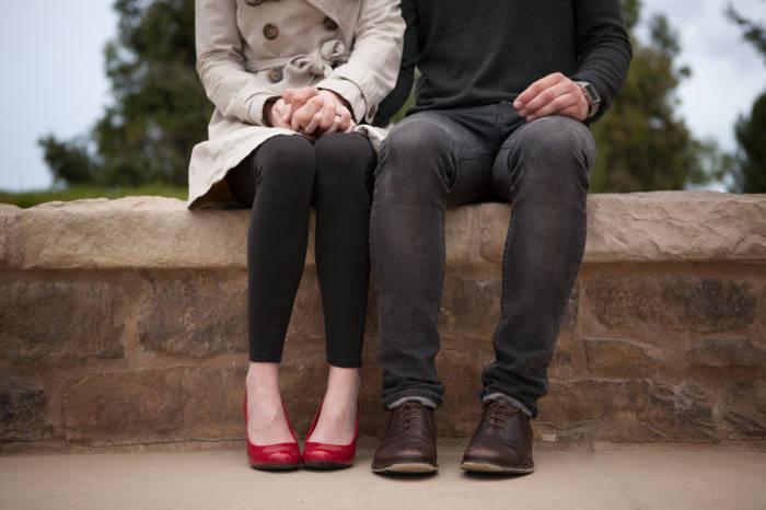 Manchmal reicht nur das Händchenhalten nicht aus, damit eine Beziehung funktioniert.