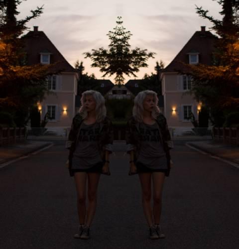 An den Fotos erkennt man Aranels Design-Talent