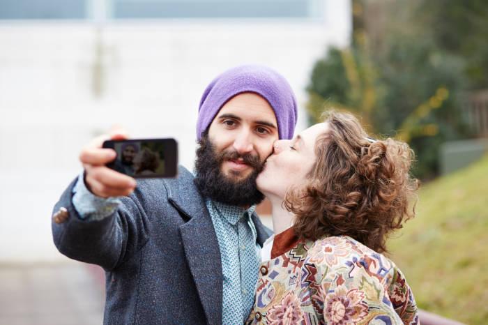 Vergesst nicht, möglichst viele Selfies zu schießen.