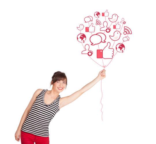 Social Shopping: Schnell die neuen Shopping-Funde mit Freunden teilen.