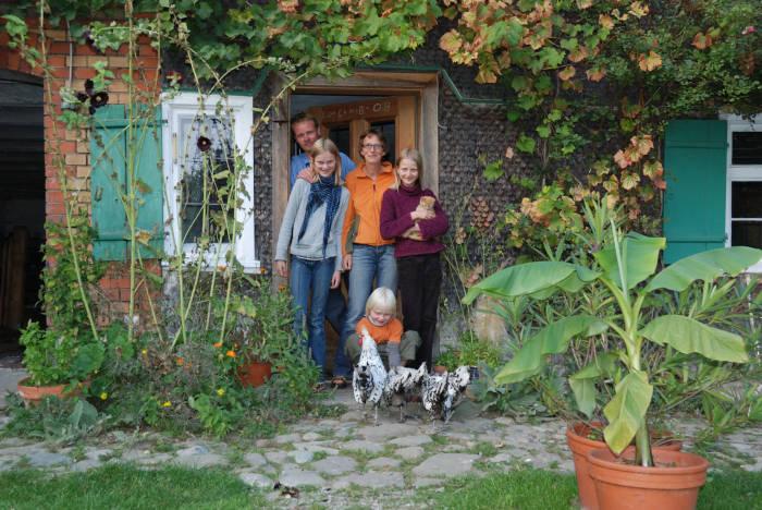 Familie Lindl von der Topinamburmaufaktur