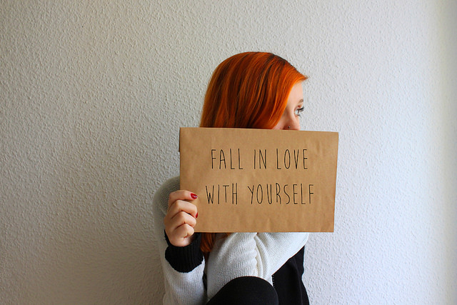 Fall in love with yourself