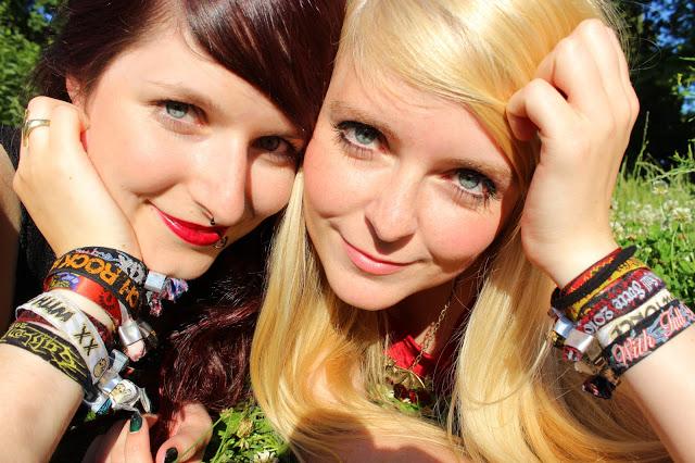 Esther & Maze - zwei unzertrennliche Freundinnen