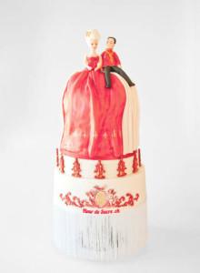 Rococo Hochzeitstorte