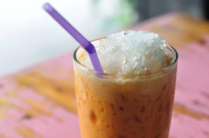 Ein Eiskaffee im Sommer – für Kaffee-Liebhaber ein absolutes Muss.