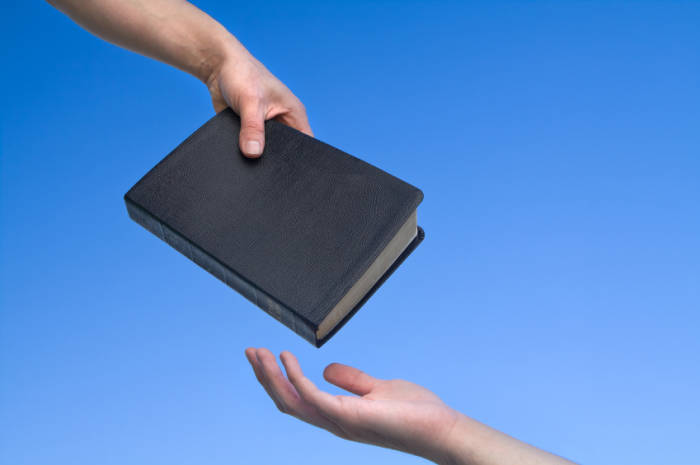 Buch-teilen