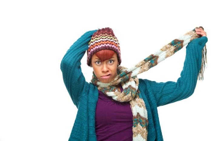 Winterkleidung Mädchen verrückt