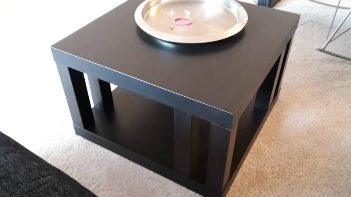 Wohnzimmertisch Ikea Hack Pimp Den Couchtisch Und Verwandele Ihn