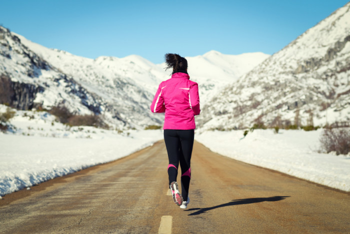Joggen im Winter Tipps