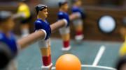 Tischfußball selber basteln