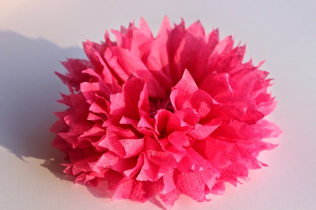 Serviette Blume 1
