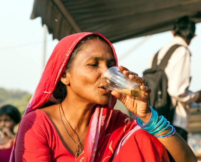 Tee_trinken_Indien
