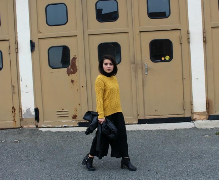selscloset.blogspot.de gelber Pulli